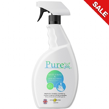 PUREX Disinfectant Spray 500ml (Pack of 24)
