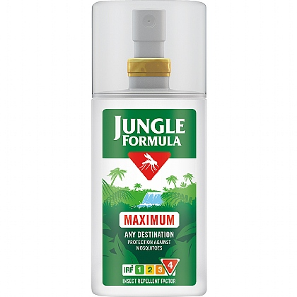 Jungle Formula Pump Spray Maximum - 50% Deet (95ml)