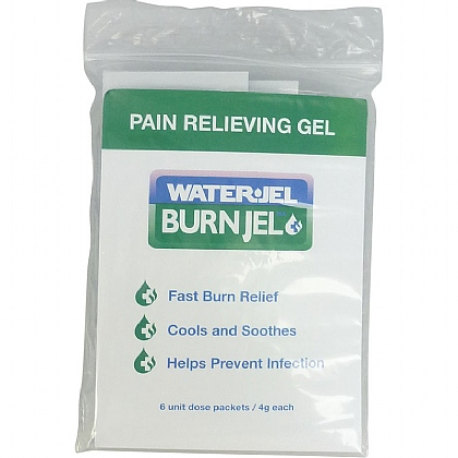 Water-Jel BurnJel Sachet (Pack of 6)