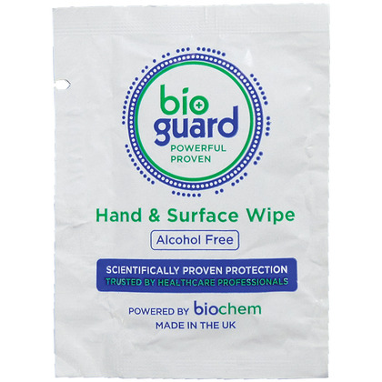 Bioguard Disinfectant Wipes