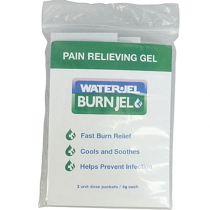 Water-Jel BurnJel Sachet (Pack of 3)