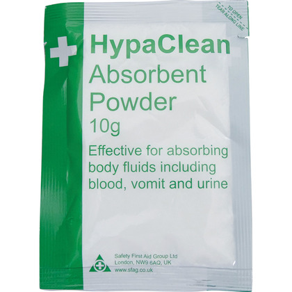 HypaClean Absorbent Powder, 10g