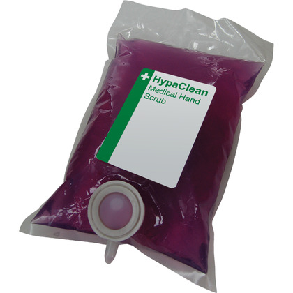 HypaClean Medical Hand Scrub Dispenser Refill, 1 Litre