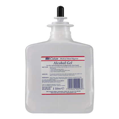 Cutan Alcohol Gel Refill