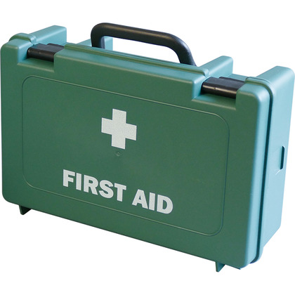 Small Economy First Aid Case, Empty