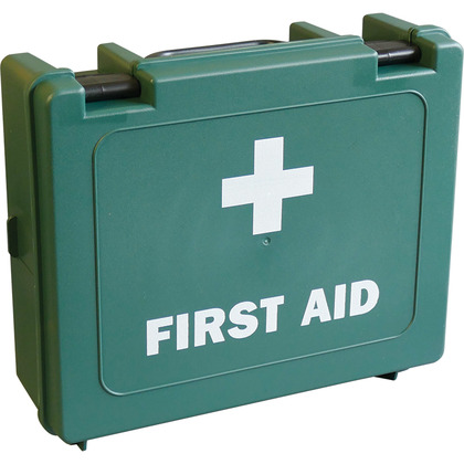 Medium Economy First Aid Case, Empty