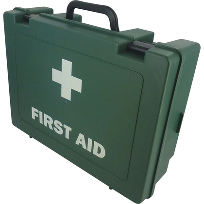 Large Economy First Aid Case, Empty