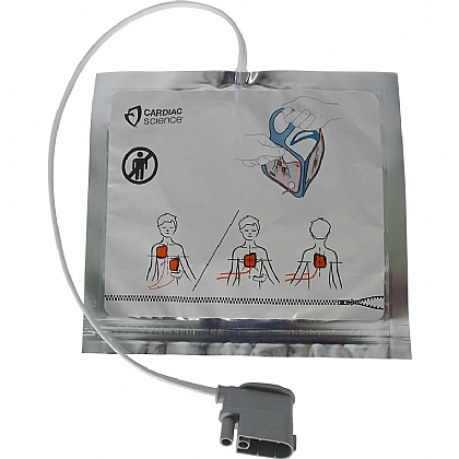 Powerheart G5 AED Training Pads, Paediatric