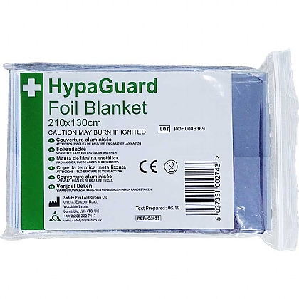 HypaGuard Foil Blanket (Pack of 240)