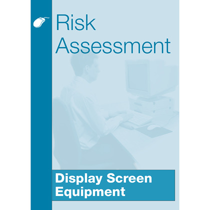 Display Screen Equipment Risk Assessment Book