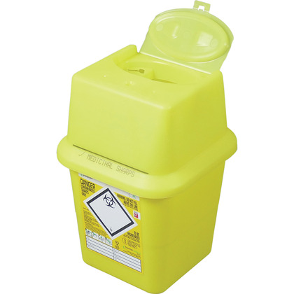 Sharps Disposal Box 4 Litre