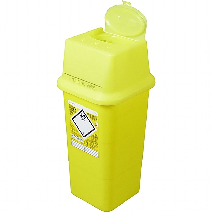 Sharps Disposal Box 7 Litre