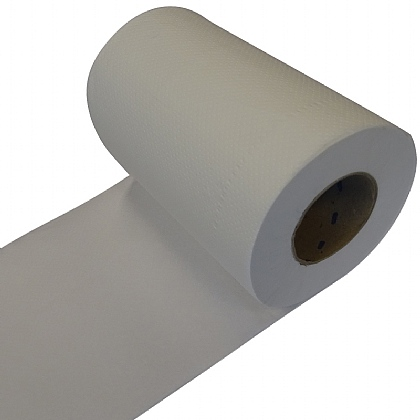 Towel Roll, White