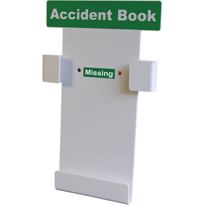 Accident Book Station (Empty)