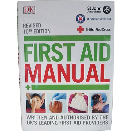 St John Ambulance First Aid Manual, A5