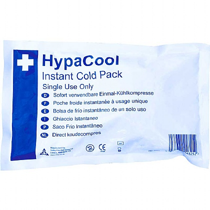 HypaCool Instant Cold Pack, Standard (Pack of 12)