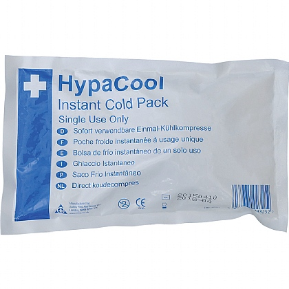 HypaCool Instant Cold Pack, Standard (Pack of 120)