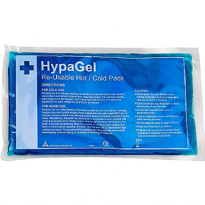 HypaGel Hot/Cold Pack, Standard, Pack of 6