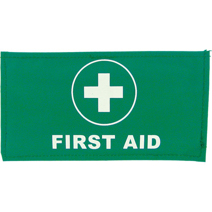 First Aid Armband Velcro Closure