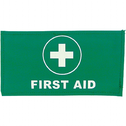 First Aid Armband Velcro Closure, Pack of 20