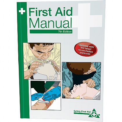 Workplace First Aid Manual (Pack of 10)