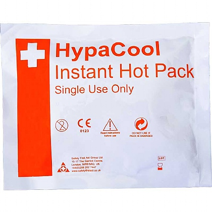 HypaCool Instant Hot Pack, Pack of 24