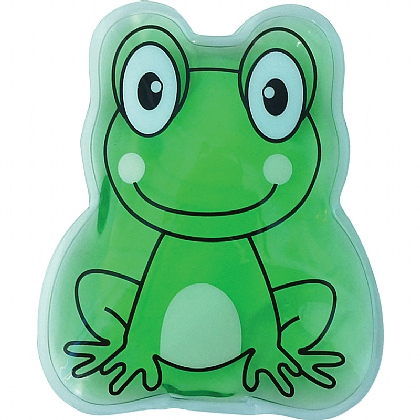 HypaGel Kids Re-Usable Hot/Cold Gel Pack, Frog