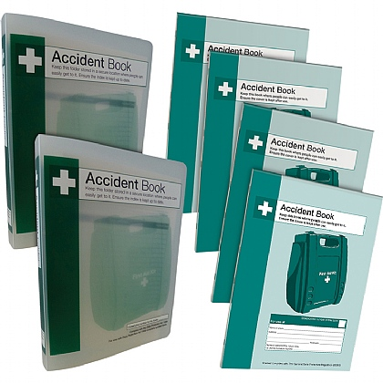 Accident Book Report Pack