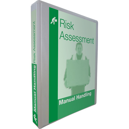 Manual Handling Risk Assessment Folder