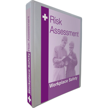 Workplace Safety Risk Assessment Folder