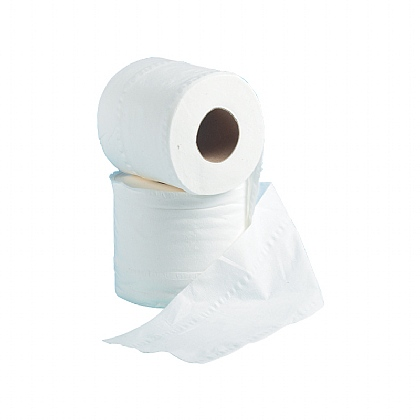 Toilet Tissue Rolls (Pack of 36)
