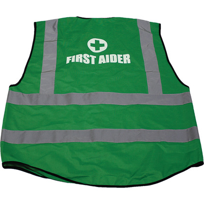 Hi Viz Jacket (Large/Ex Large) Green