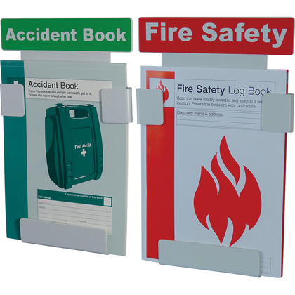 Accident and Fire Safety Double Reporting Station