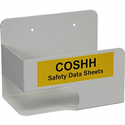 COSHH Storage Bracket