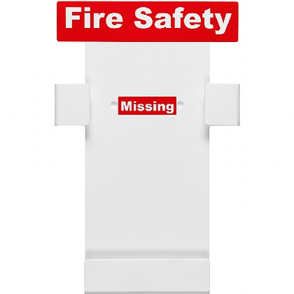 Fire Safety Log Book Holder (Empty)