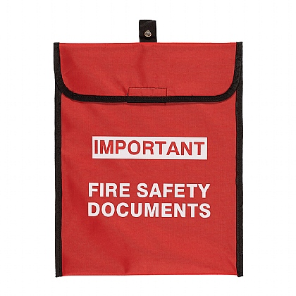 Fire Proof Document Holder