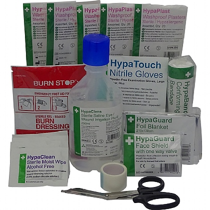 Travel First Aid Kit Upgrade Pack