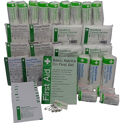 Catering First Aid Kit Refill 11-20 Persons