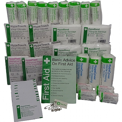 Workplace First Aid Kit Refill 11-20 Persons
