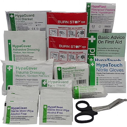 Travel and Motoring First Aid Refill
