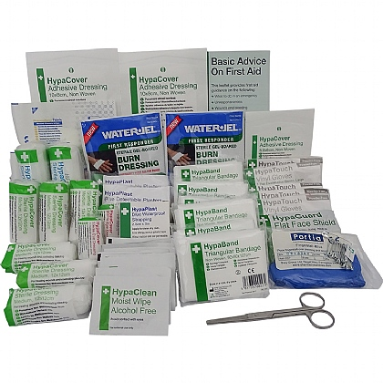 Comprehensive Catering First Aid Kits Refill 11-50 Persons