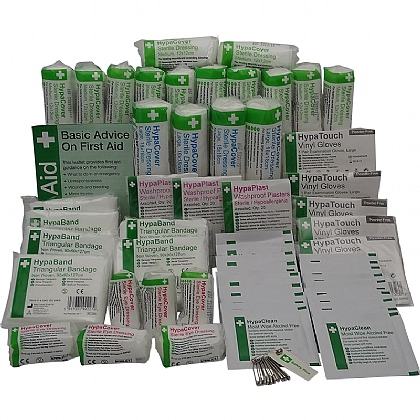 Workplace First Aid Kit Refill 21-50 Persons