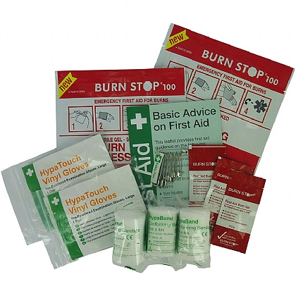 Burn Stop Burns Kit Refill (Small)