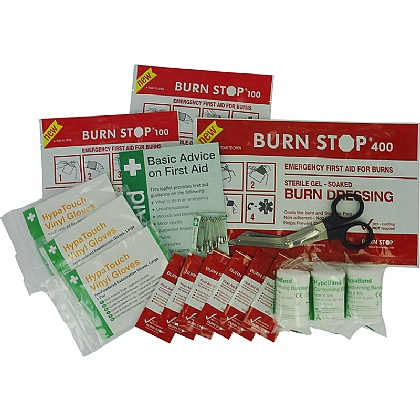 Burn Stop Burns Kit Refill (Medium)