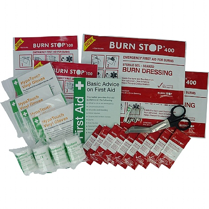 Burn Stop Burns Kit Refill (Large)