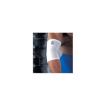 Elasticated Elbow Support, Large