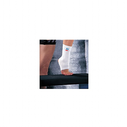 Elasticated Ankle Support, Large