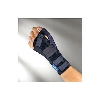 Thumb and Wrist Brace - Left Hand, Large